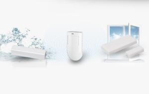 Sensori Volumetrici e Magnetici Aritech