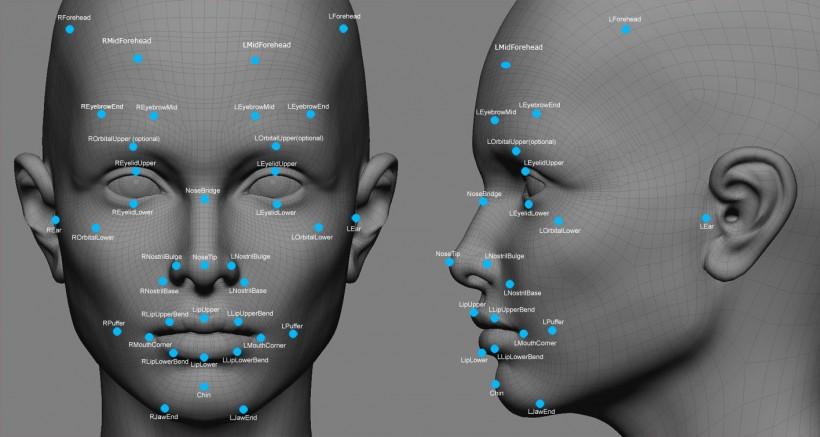 Controllo Accessi facciale