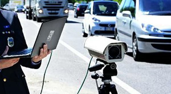 Telecamera Assicurazione Auto