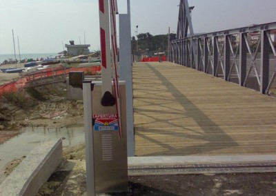 Sbarra Automatica Ponte Pineto