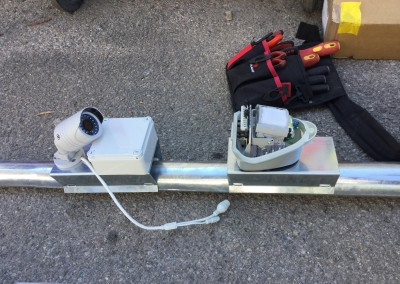 Sensore e Telecamera